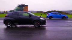 Toyota GR Yaris vs Honda Civic Type-R