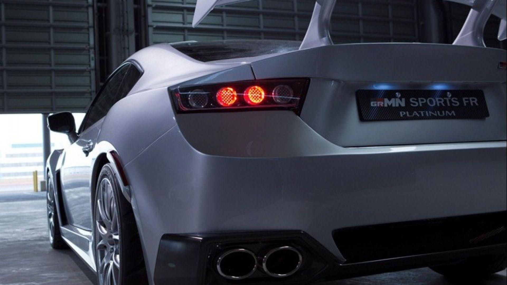 tuning toyota gt86 grmn sports fr concept platinum motorbox