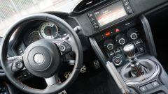 Toyota GT86 - abitacolo