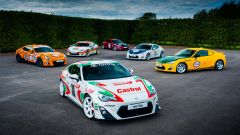 Toyota GT86 Heritage Racing Liveries - Immagine: 1