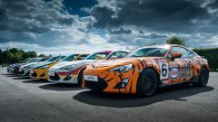 Toyota GT86 Heritage Racing Liveries - Immagine: 2