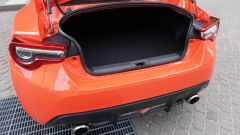 Toyota GT86 - il bagagliaio