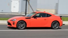 Toyota GT86 - visuale laterale