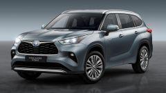 Toyota Highlander arriverà in Europa dai primi mesi del 2021