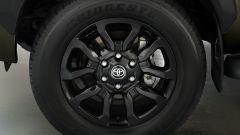 Toyota Hilux: i cerchi da 18