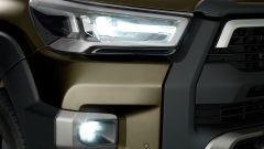 Toyota Hilux: i proiettori a LED