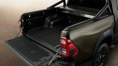 Toyota Hilux: il vano di carico