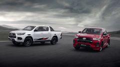 Toyota Hilux Revo GR Sport: come la GR Yaris, quasi...