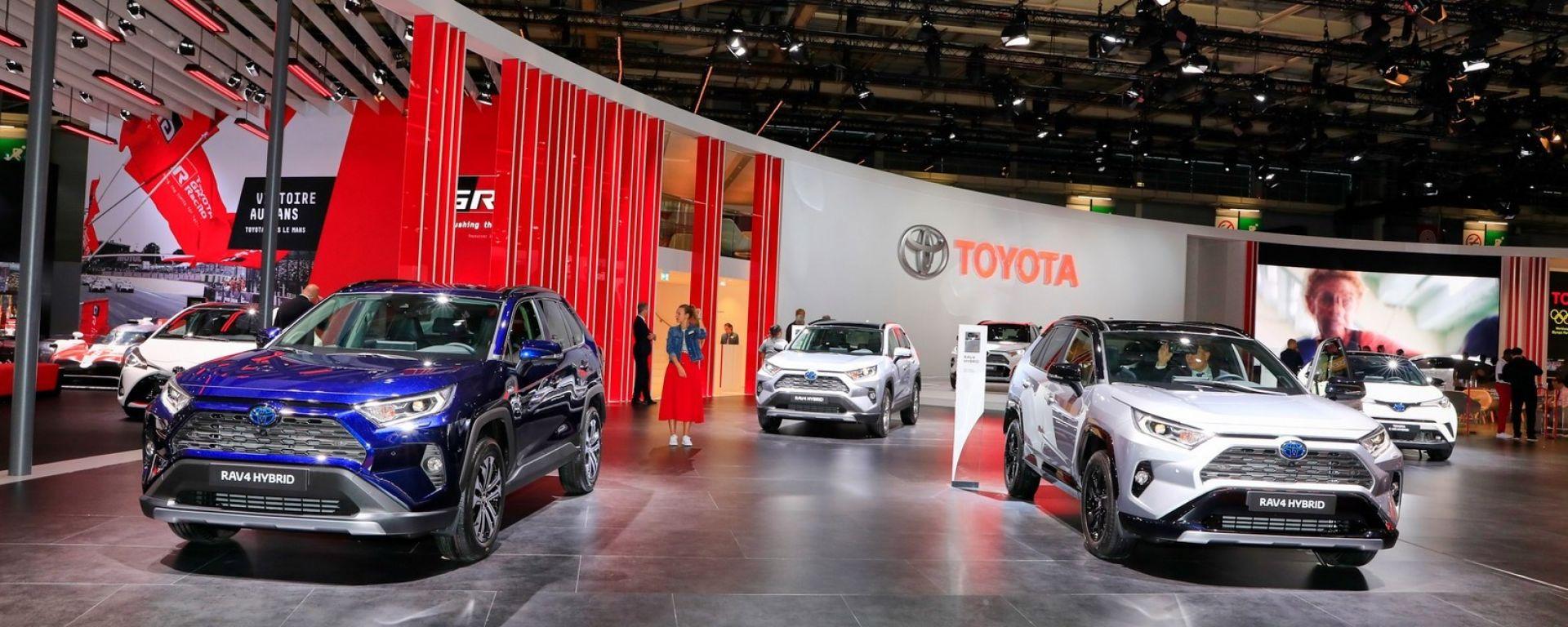 Toyota Hybrid Service: la garanzia arriva fino a 10 anni