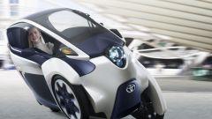 Toyota i-ROAD  - Immagine: 1