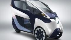 Toyota i-ROAD  - Immagine: 4