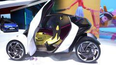 Toyota i-TRIL Concept: al Salone di Ginevra 2017 un prototipo elettrico e a guida autonoma per la mobilità del futuro
