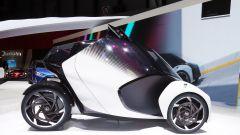 Toyota i-TRIL Concept: forme futuristiche degne di un film di fantascienza