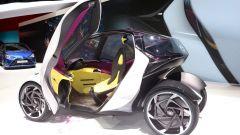Toyota i-TRIL Concept: la lunghezza è di 2,8 metri