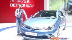 Toyota: il video dallo stand - Immagine: 5