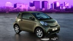 Toyota iQ 2010 - Immagine: 1
