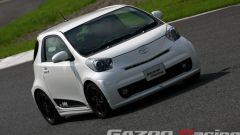 Toyota iQ GRMN Racing Concept - Immagine: 11