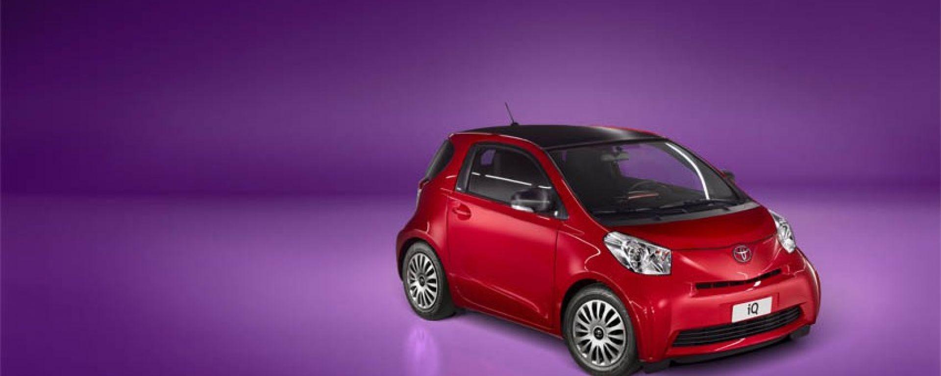Toyota iQ Trend