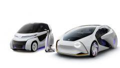 Toyota: la famiglia di concept elettriche si allarga