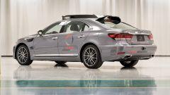 Toyota, la piattaforma 3.0 viene sperimentata su Lexus LS 600hL