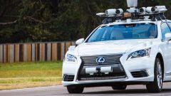 Auto a guida autonoma, l'obiettivo di Toyota: in vendita nel 2020