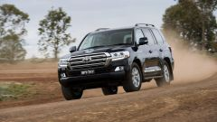 Toyota Land Cruiser 2016 - Immagine: 2