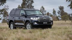 Toyota Land Cruiser 2016 - Immagine: 4