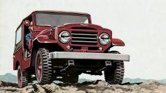 Toyota Land Cruiser: 150 foto in HD per i suoi primi 60 anni - Immagine: 1