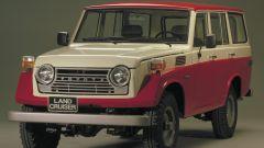 Toyota Land Cruiser: 150 foto in HD per i suoi primi 60 anni - Immagine: 140