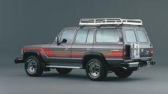 Toyota Land Cruiser: 150 foto in HD per i suoi primi 60 anni - Immagine: 125