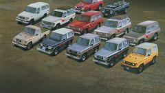 Toyota Land Cruiser: 150 foto in HD per i suoi primi 60 anni - Immagine: 100