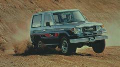 Toyota Land Cruiser: 150 foto in HD per i suoi primi 60 anni - Immagine: 111