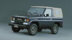 Toyota Land Cruiser: 150 foto in HD per i suoi primi 60 anni - Immagine: 120