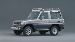 Toyota Land Cruiser: 150 foto in HD per i suoi primi 60 anni - Immagine: 118