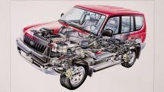 Toyota Land Cruiser: 150 foto in HD per i suoi primi 60 anni - Immagine: 3