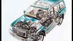 Toyota Land Cruiser: 150 foto in HD per i suoi primi 60 anni - Immagine: 65