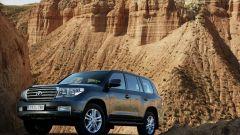 Toyota Land Cruiser: 150 foto in HD per i suoi primi 60 anni - Immagine: 33