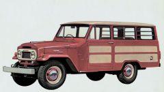 Toyota Land Cruiser: 150 foto in HD per i suoi primi 60 anni - Immagine: 157