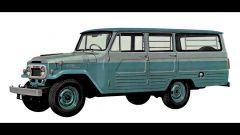 Toyota Land Cruiser: 150 foto in HD per i suoi primi 60 anni - Immagine: 156