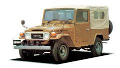 Toyota Land Cruiser: 150 foto in HD per i suoi primi 60 anni - Immagine: 155