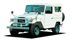 Toyota Land Cruiser: 150 foto in HD per i suoi primi 60 anni - Immagine: 154