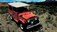 Toyota Land Cruiser: 150 foto in HD per i suoi primi 60 anni - Immagine: 148