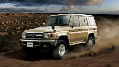 Toyota Land Cruiser 70, il ritorno - Immagine: 2
