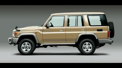 Toyota Land Cruiser 70, il ritorno - Immagine: 11