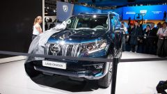 Toyota Land Cruiser restyling al Salone di Francoforte 2017 - Immagine: 1