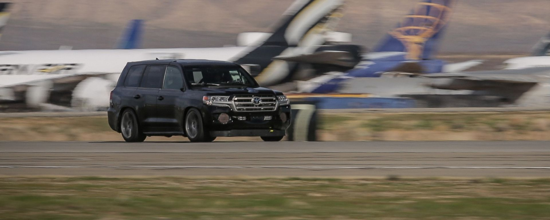 Toyota Land Cruiser si aggiudica il titolo di suv più potente del mondo