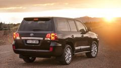 Toyota Land Cruiser V8 2012 - Immagine: 2