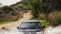 Toyota Land Cruiser V8 2012 - Immagine: 3