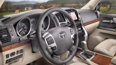 Toyota Land Cruiser V8 2012 - Immagine: 4