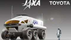 Toyota Lunar Cruiser: video